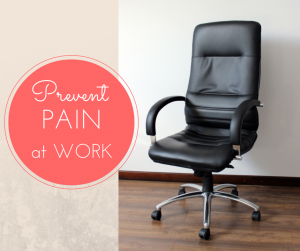 Prevent Pain at Work