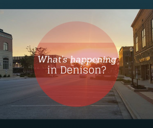 What's Happening in Denison_