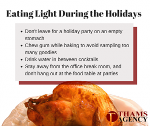 Eating Light During the Holidays